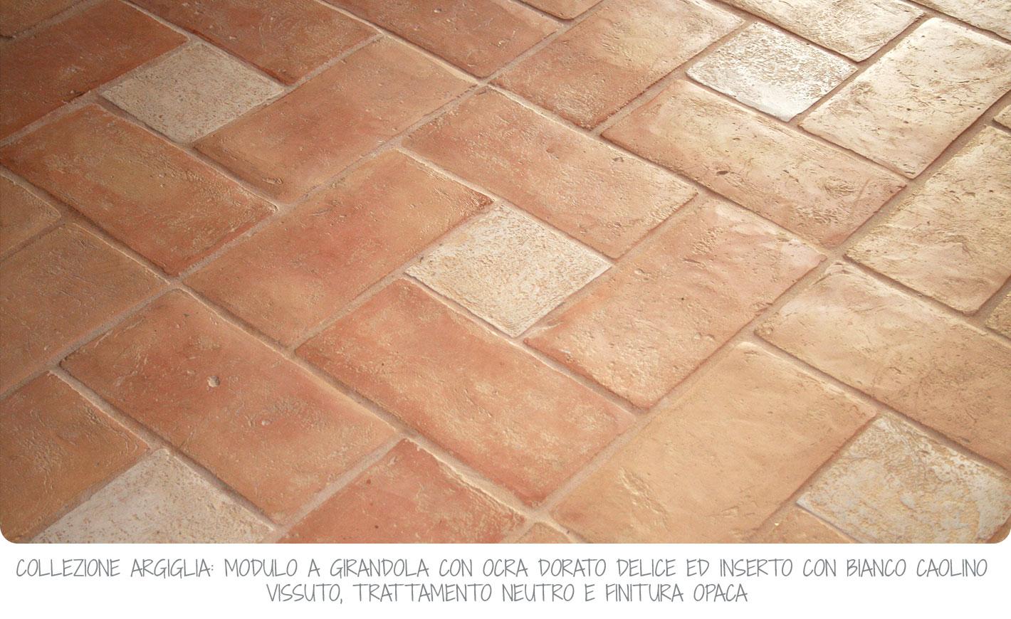 Pavimenti cotto smaltato una fonte di ispirazione per for Cotto toscano prezzi