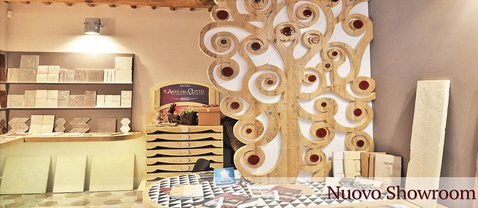 Cotto fatto a mano, mattone fatto a mano, cotto Castel Viscardo